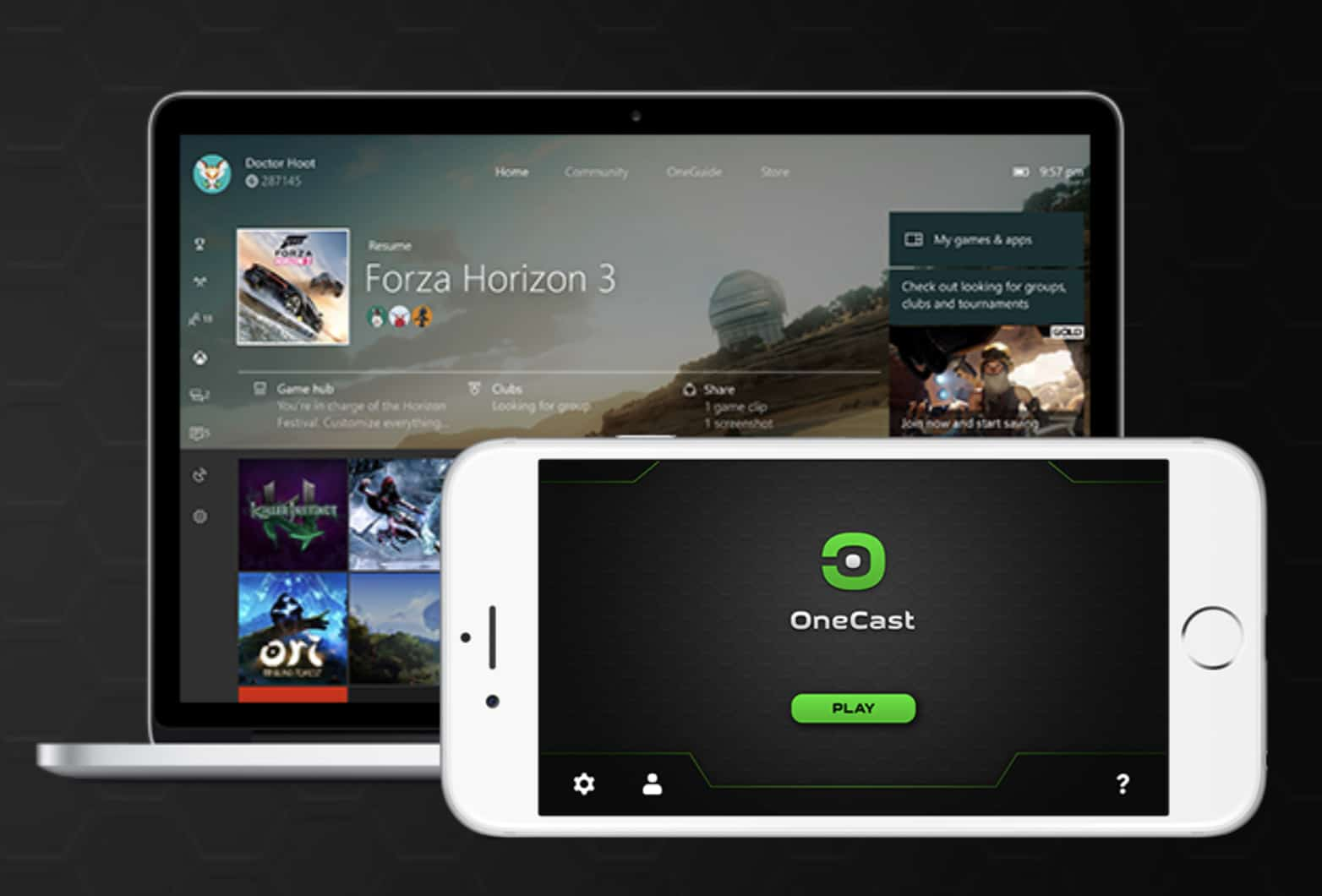 You can now stream Xbox One games to iOS with OneCast