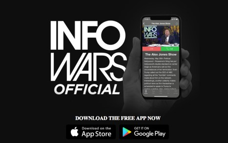 Alex Jones 'patriots' rush to App Store to download Infowars app