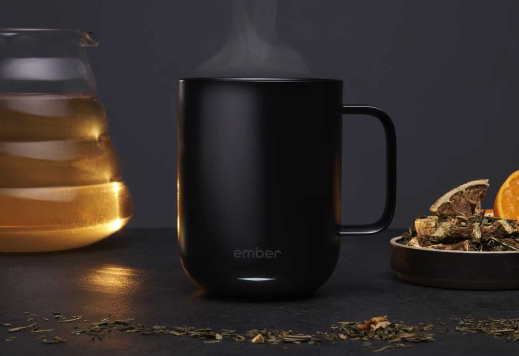 Ember Smart Mug Gets Apple Health Integration For Caffeine
