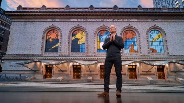 Tim Cook and Co. bring the hardware heat at The Brooklyn Academy of Music during the