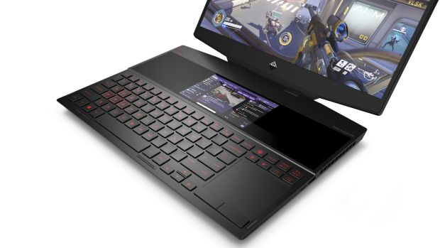 HP Omen X 2S second screen