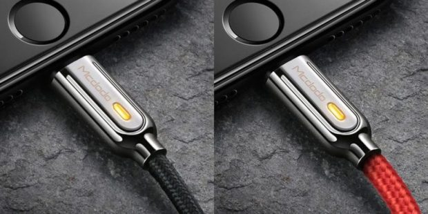 This Lightning cable upgrade offers extra reach, overcharge protection, high speed charging and more.
