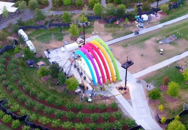 Rainbow stage 1