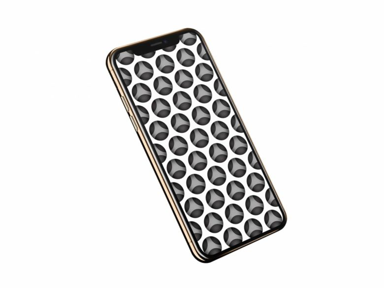 This cheese grater wallpaper makes every Apple device a