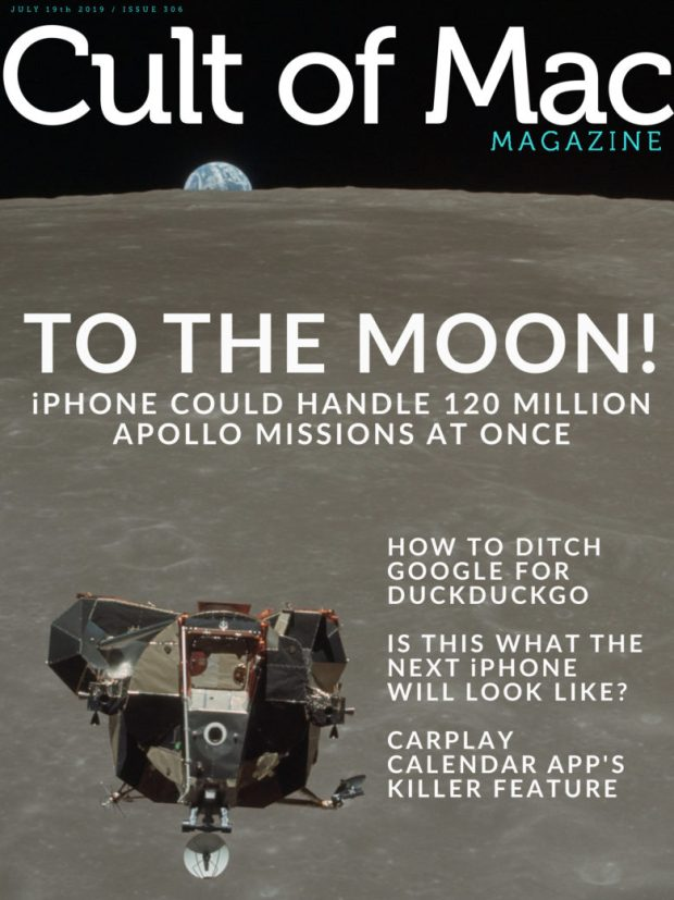 A single iPhone dwarfs the Apollo Guidance Computer's processing power.