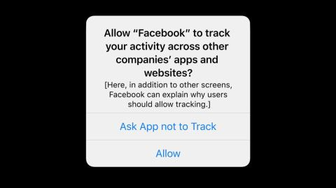 Controversial anti-tracking feature is about to go live in iOS 14.4