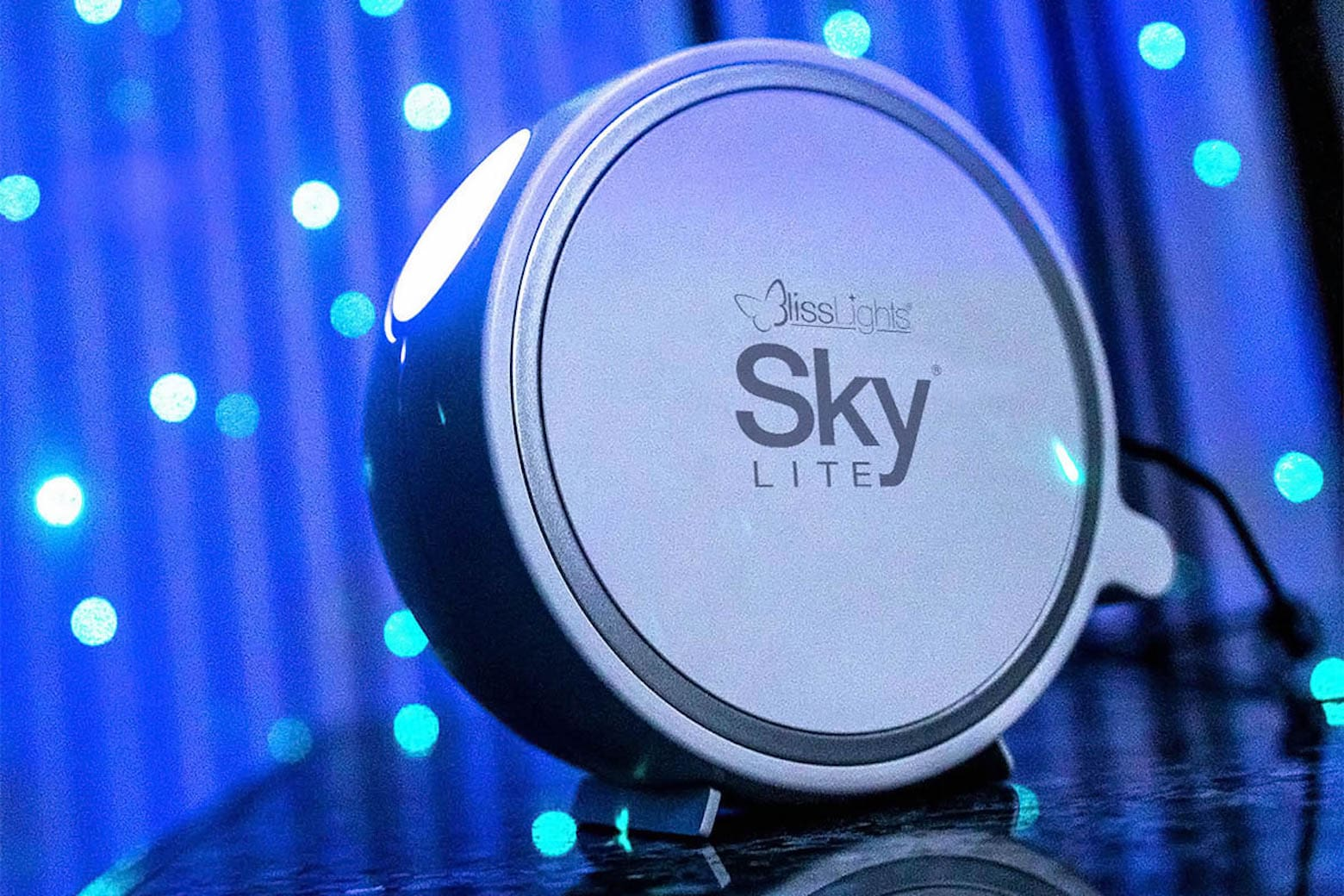 Turn your bedroom into a mini galaxy with this projector