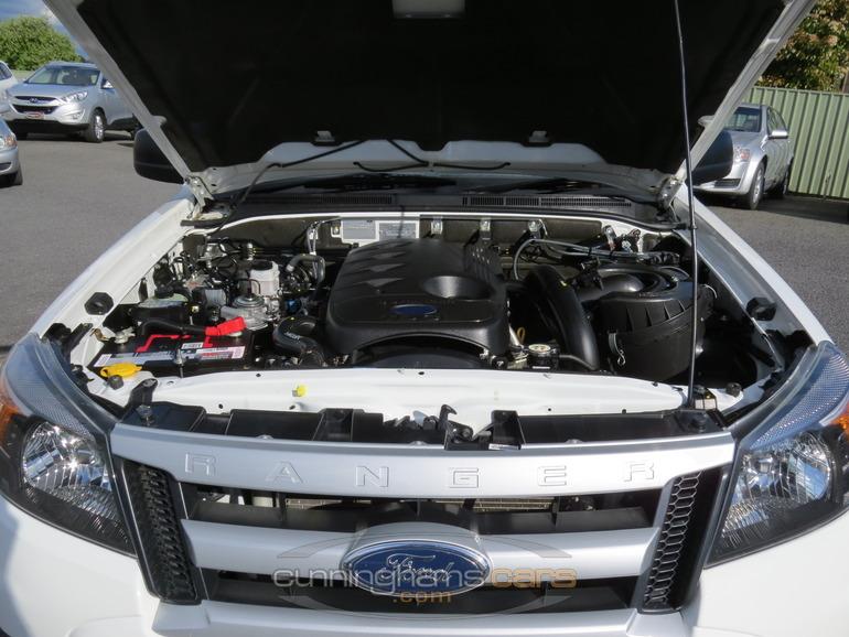 2010 Ford PK Ranger XL Highrider Turbo Diesel Supercab Ute