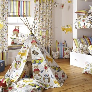 Kids Curtains Made Simple!