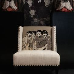 Bean Bags Chair Clear Dining Room Covers Beatles Fabric Collection | Andrew Martin Curtains & Roman Blinds