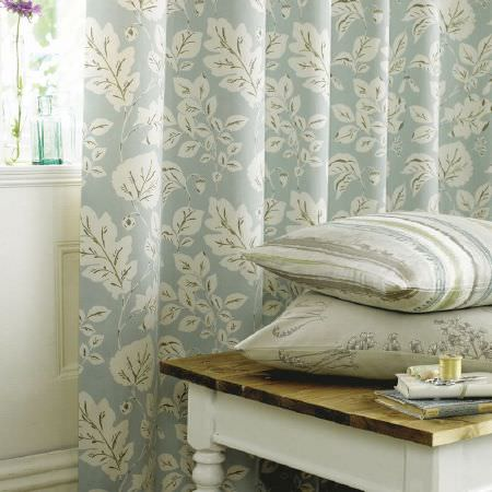 Fleur Fabric Collection Ashley Wilde Curtains Amp Roman Blinds