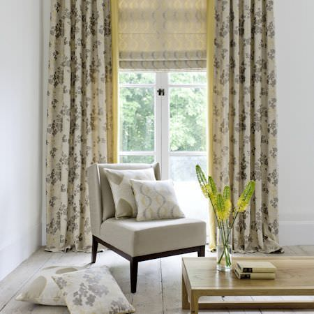 Holland Park Fabric Collection Clarke And Clarke Curtains Amp Roman Blinds