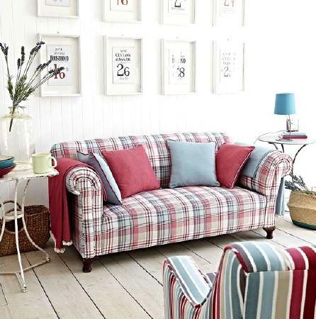 wicker sofa uk craftsman style futon bed indigo fabric collection | prestigious textiles curtains ...