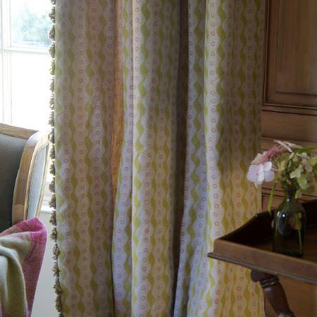 Susie Watson Designs Fabric Collection  Susie Watson Designs  Curtains  Roman Blinds