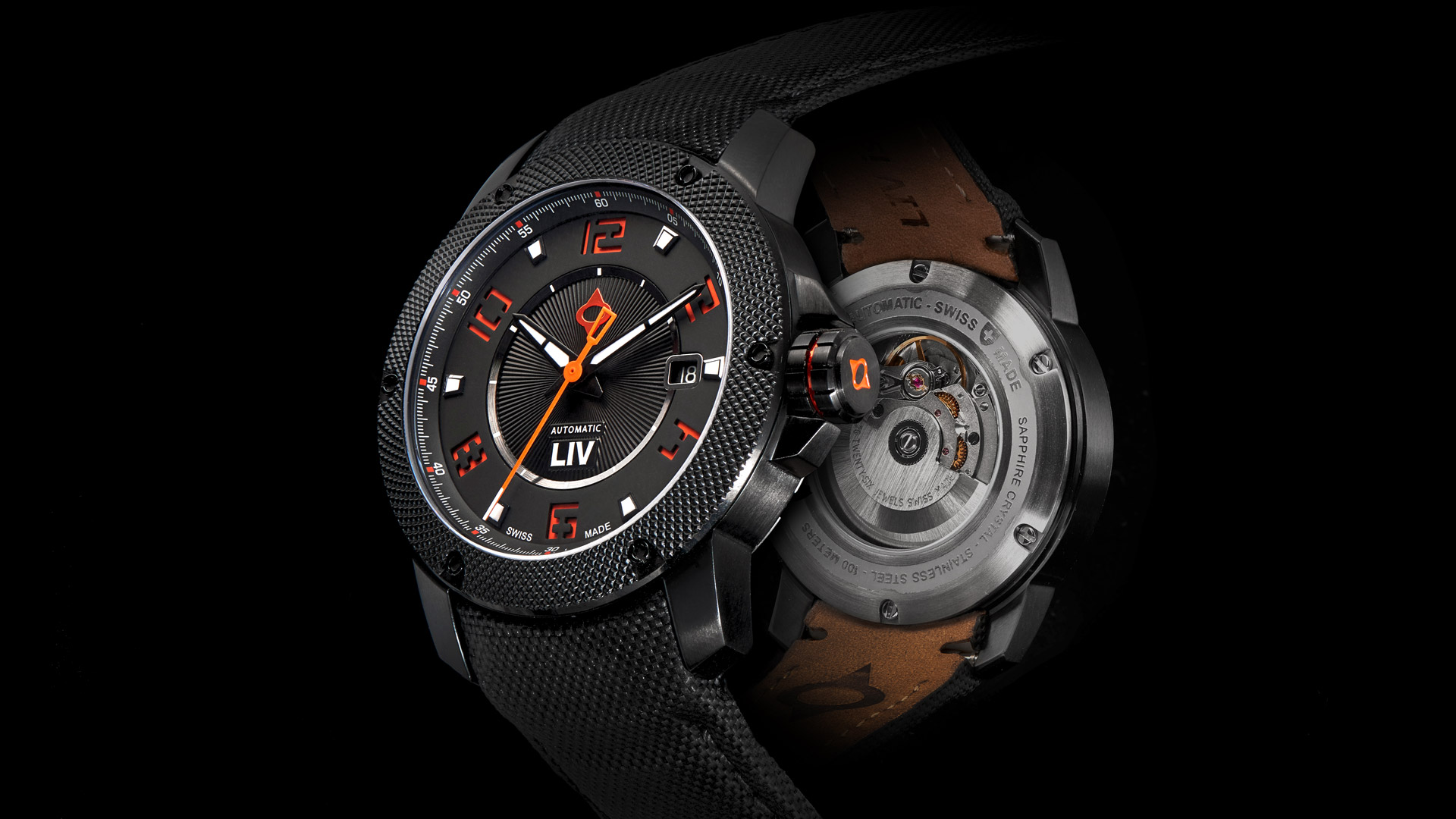 swiss made automatic watches