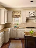 Kitchen Cabinet Paint Colors Ideas Hgtv   Cute Homes   98391