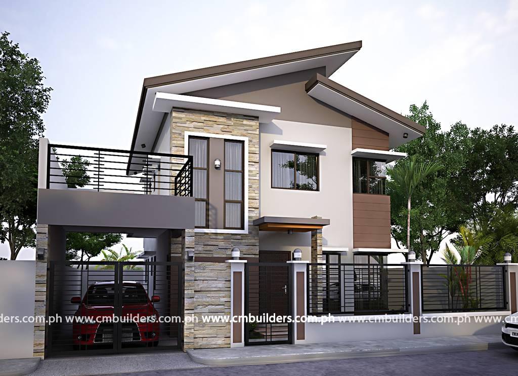 Modern Zen House Design Builders - Cute Homes   #102126