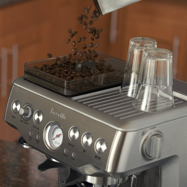 Breville Stainless Steel Barista Express Programmable