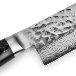 Damascus Kitchen Knives Calphalon Essentials Dutch Oven Enso Hd Hammered Japanese Chef S Knife Set 2 Piece Cutlery And More