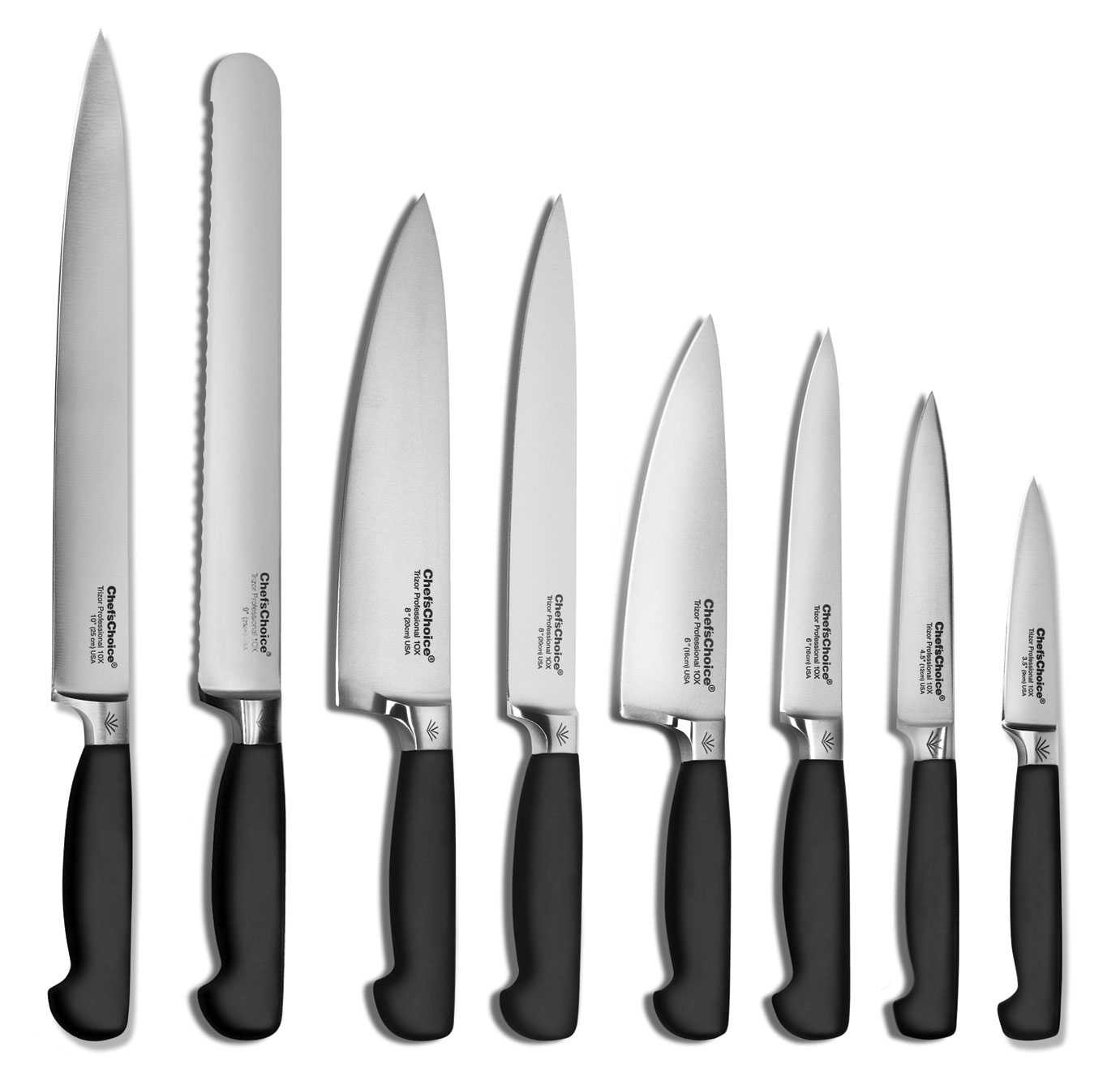 Set Professional Chef Knives
