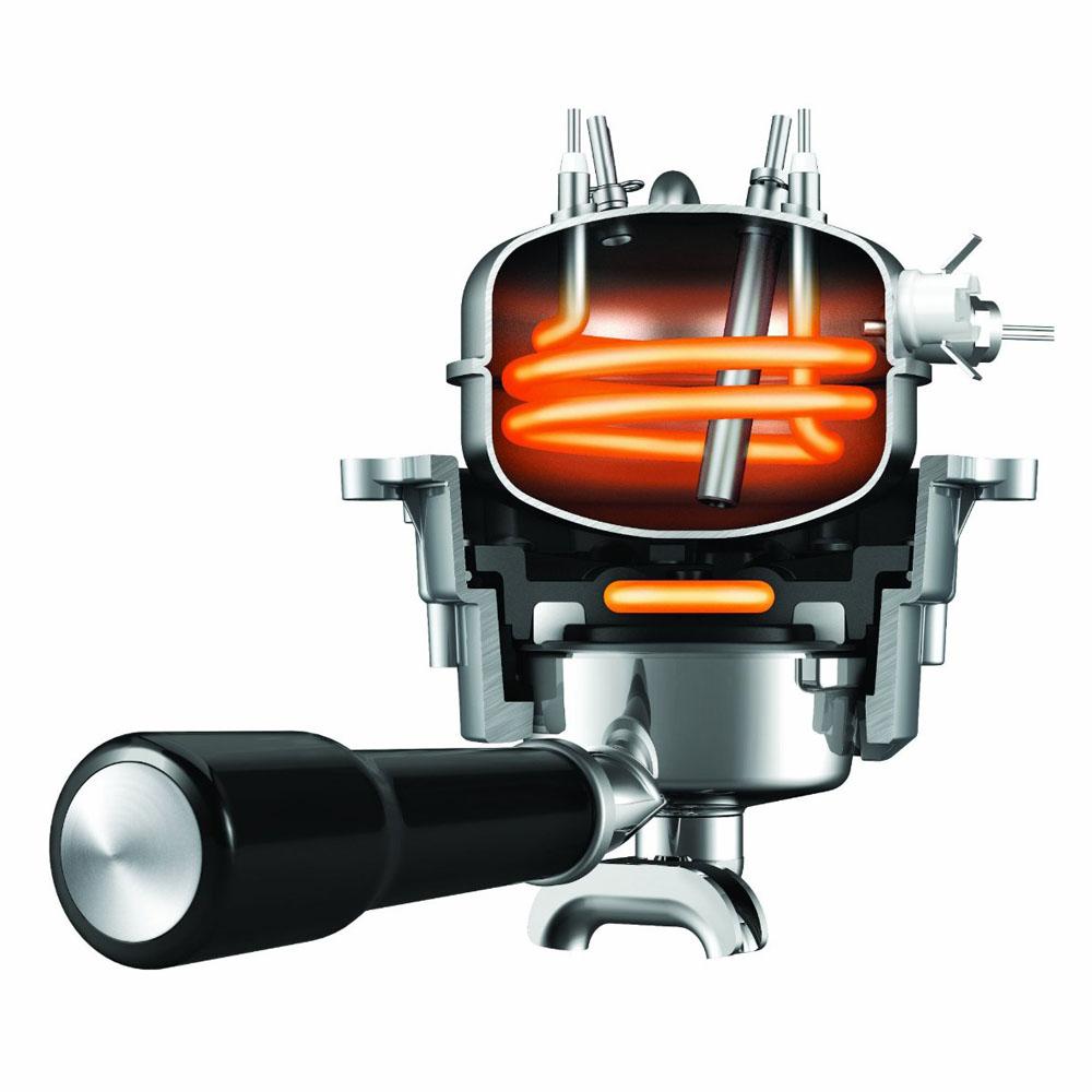 Breville Stainless Steel Dual Boiler Espresso Machine