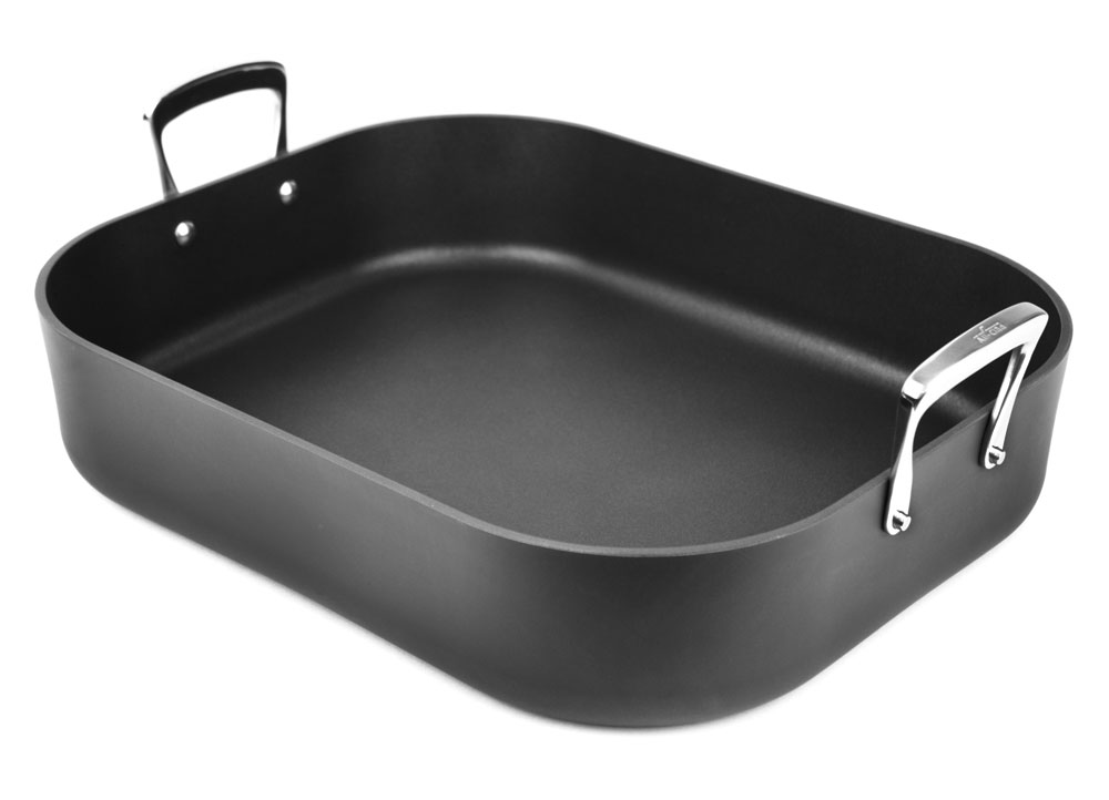 AllClad Nonstick Roasting Pan on Sale  Cutlery and More