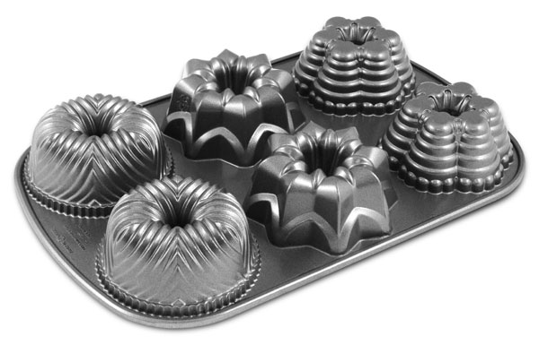 henckels kitchen shears home depot financing remodel nordicware platinum series multi mini bundt pan | cutlery ...