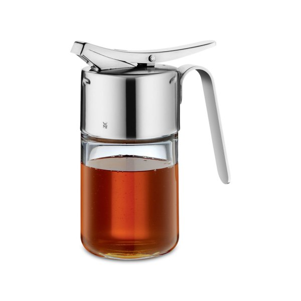Wmf Glass & Stainless Steel Honey Syrup Dispenser