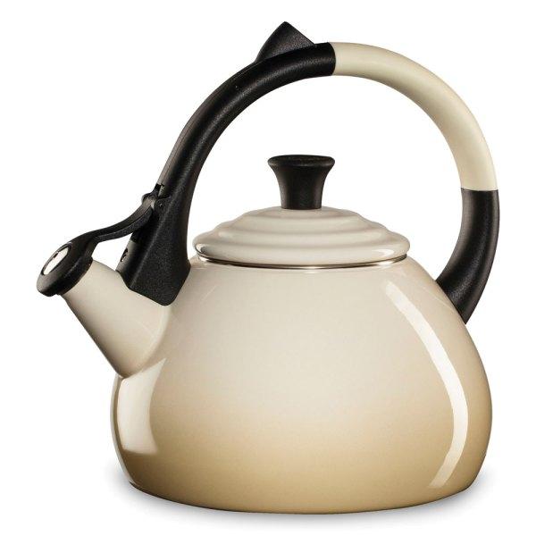 Le Creuset Enameled Steel Oolong Tea Kettle 1.8-quart