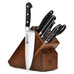 Kitchen Knife Sets For Sale Remodel San Diego Henckels Professional S Set 7-piece Acacia Block ...