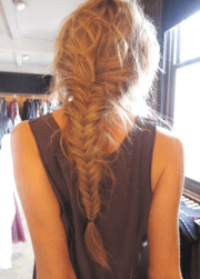 inspiradoras fishtail braids