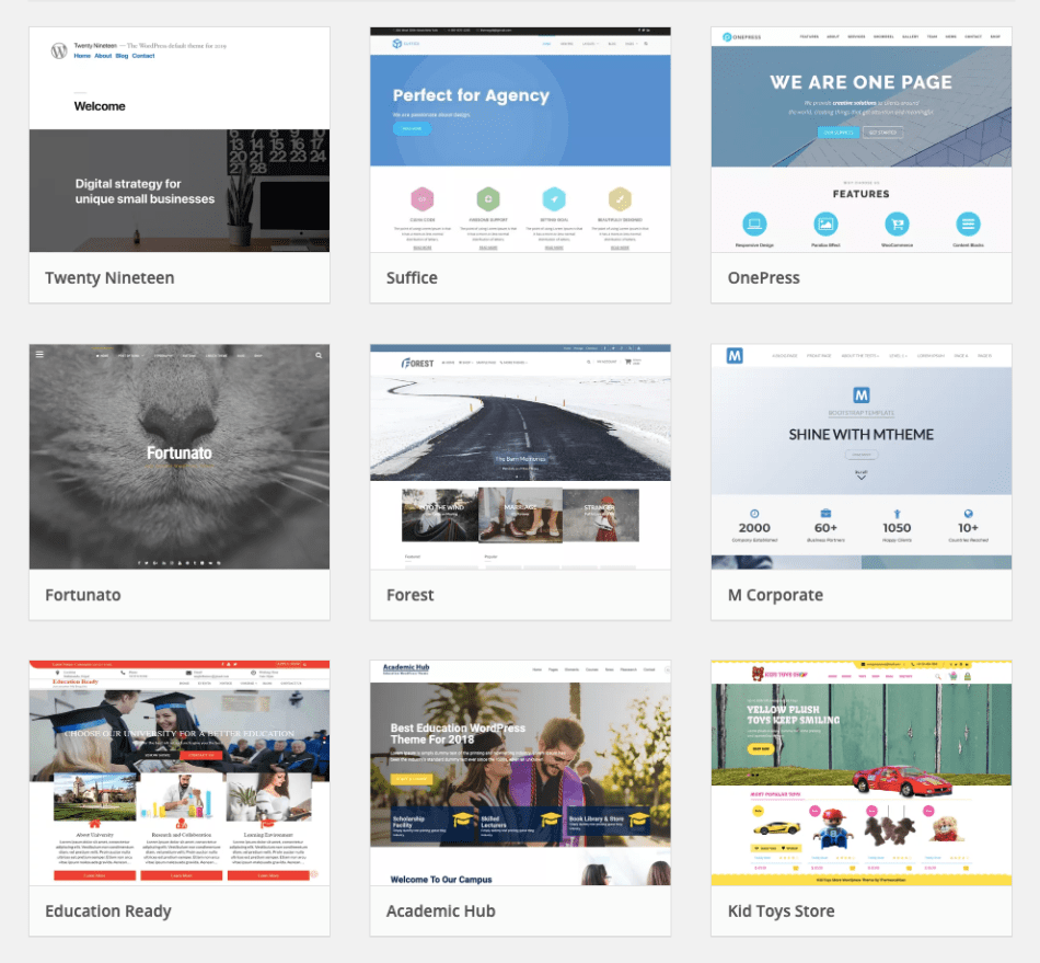The Ultimate List Of Responsive Free WordPress Themes For 2021