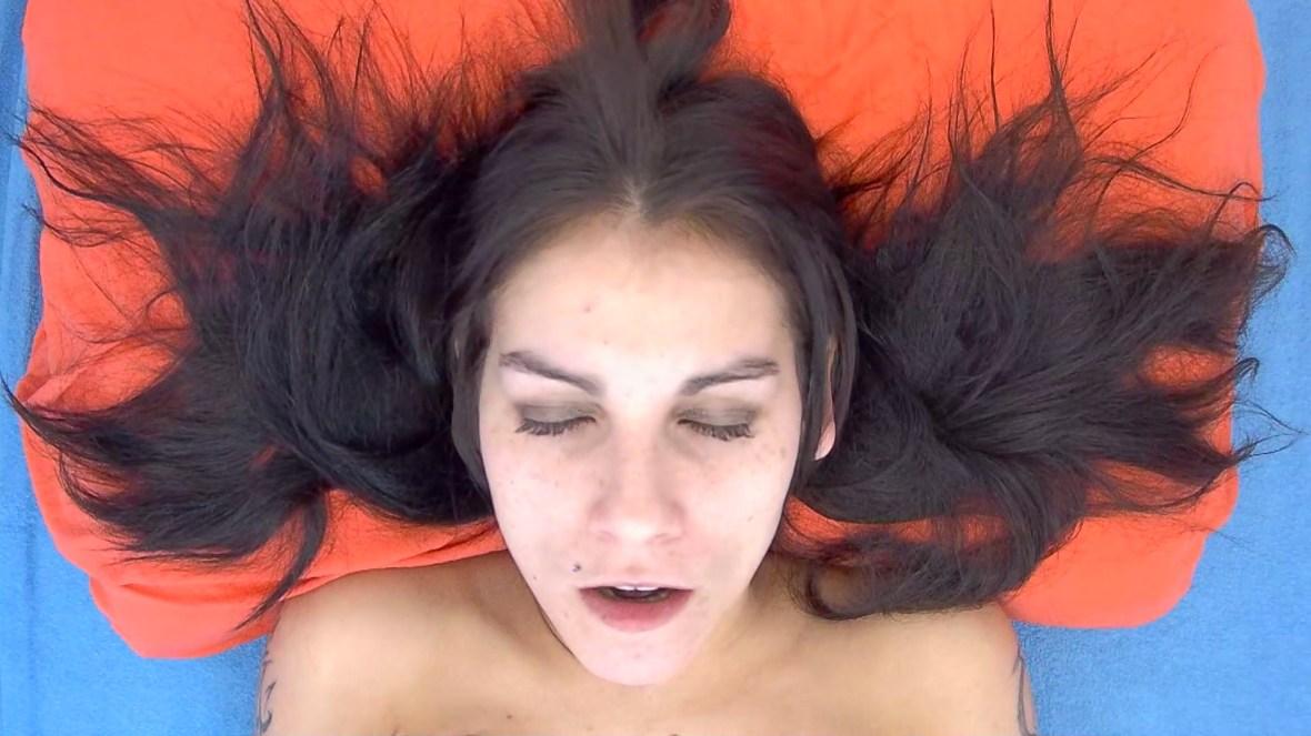 Czech Orgasm: Amazing Hairy Pussy Masturbation