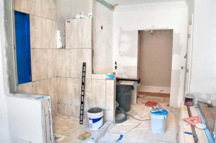 Badsanierung  Badumbau Ideen frs Sanieren  Umbauen im Bad