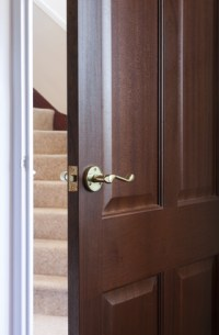 Hardwood Door & Estate Crown Hardwood Door \u0026 Frame ...