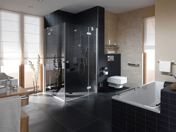 Badezimmer Fliesen aussuchen Welche Kriterien sind wichtig