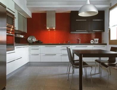 kuche moderne kuchenzeilen wohnkuche l » terrassenholz, Kuchen dekoo
