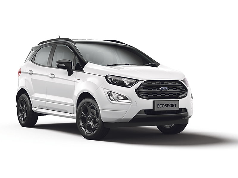 Noul Ford Ecosport 1.0 EcoBoost 125 cp pareri - DailyDriven