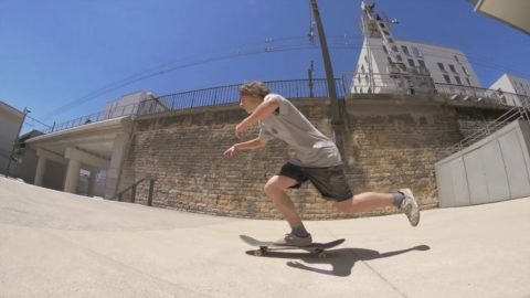 Kill Tapes Trip To Lizard's  Dailyskatetubecom