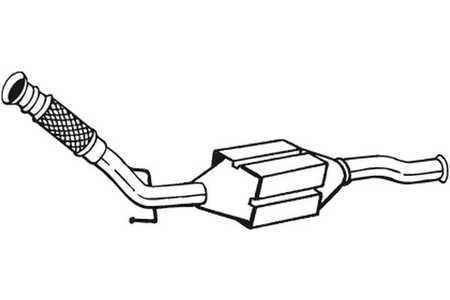 Katalysator Citroen Xsara Picasso [N68] bis zu 80%