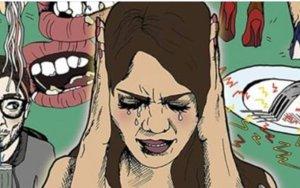 Não suporta quando alguém faz ruído ao mastigar ou tocar no prato? alerta! você talvez tenha esta doença!
