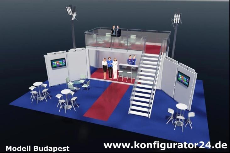 Eventcontainer Messecontainer Von Zenit Messebau GmbH