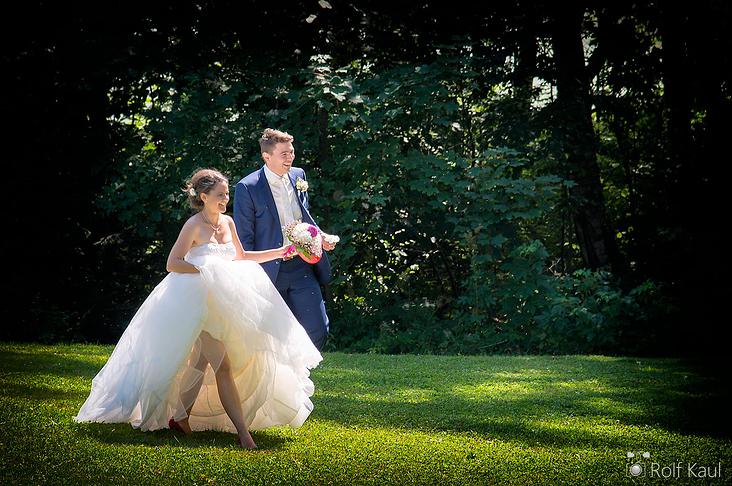Hochzeitsfotografie von Fotostudios Tegernsee Rolf Kaul  dasauge