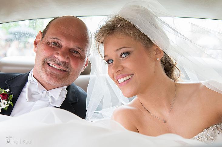 Hochzeitsfotografie von Fotostudios Tegernsee Rolf Kaul
