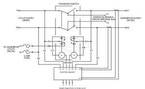 hight resolution of wiring schematic transfer switch