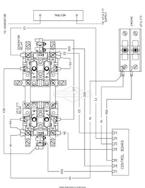 medium resolution of wiring diagram transfer switch