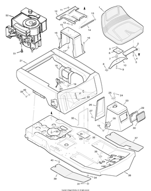 Murray Engine Diagram