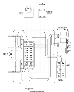 small resolution of wiring diagram transfer switch