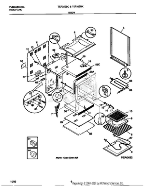 FEFL68GMA Interactive Exploded View