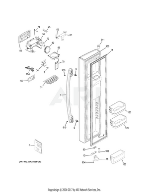 GSS23HSHECSS Interactive Exploded View